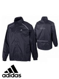 Men's Adidas 'Essential Basic Rain' Jacket (E15024) x3: £14.95
